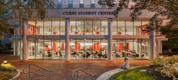 Curry Student Center | Northeastern University, 346 Huntington Ave, Boston, MA 02115