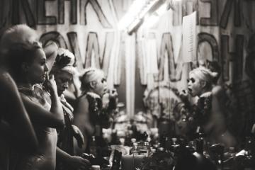 Meg Wethersfield | Storybook Burlesque | Performance series | 2014